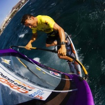 Maarten van Ochten Forward PWA Worlcup Lanzarote Photo John Carter