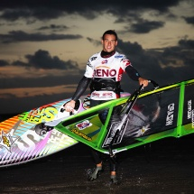 Maarten van Ochten PWA Worldcup Sylt Photo John Carter